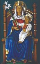 Saint Marry of Walsingham IAL Patrona